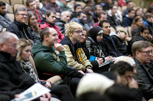 Admitted Student Day, Feb. 17, 2014 | by Wayne State University