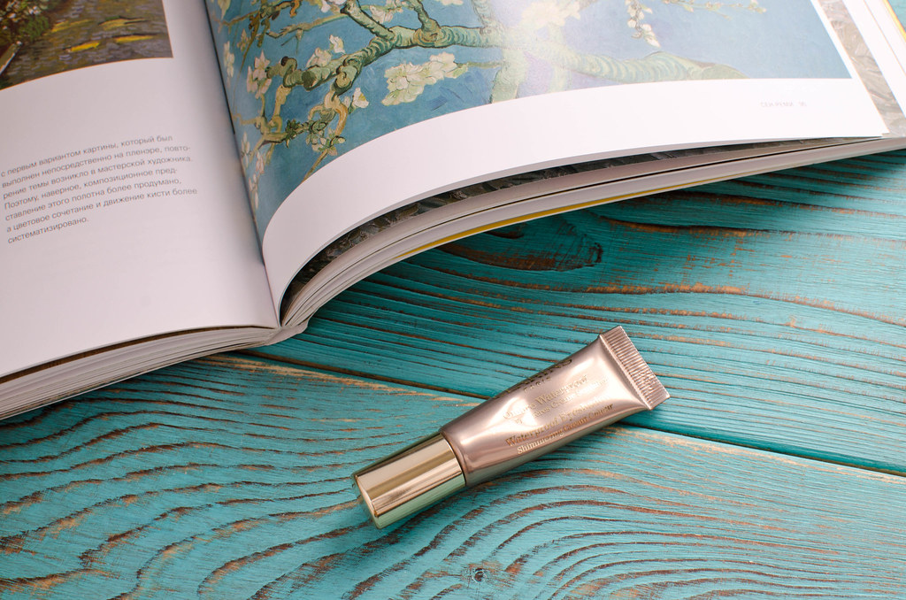 Кремовые тени Clarins Ombre Waterproof (03 silver taupe)