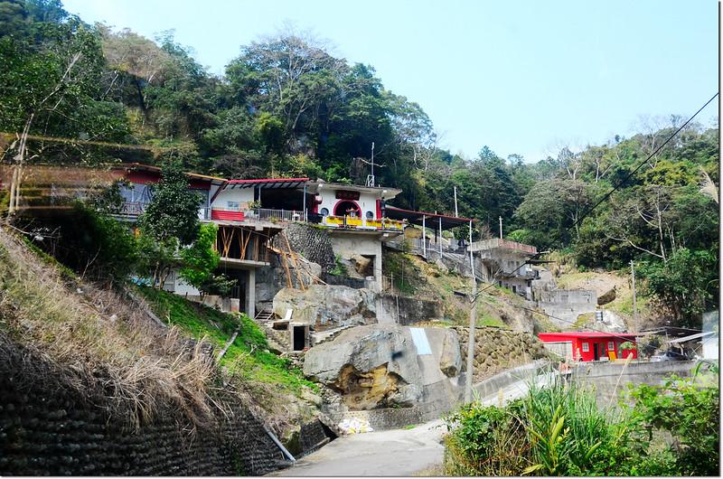 大山背行車岔(如來禪寺)