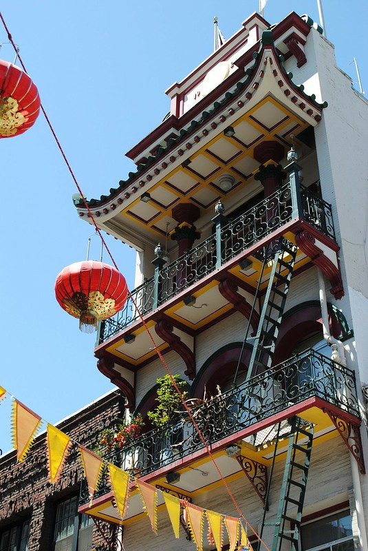China Town, SF. From The Perfect San Francisco Long Weekend Itinerary