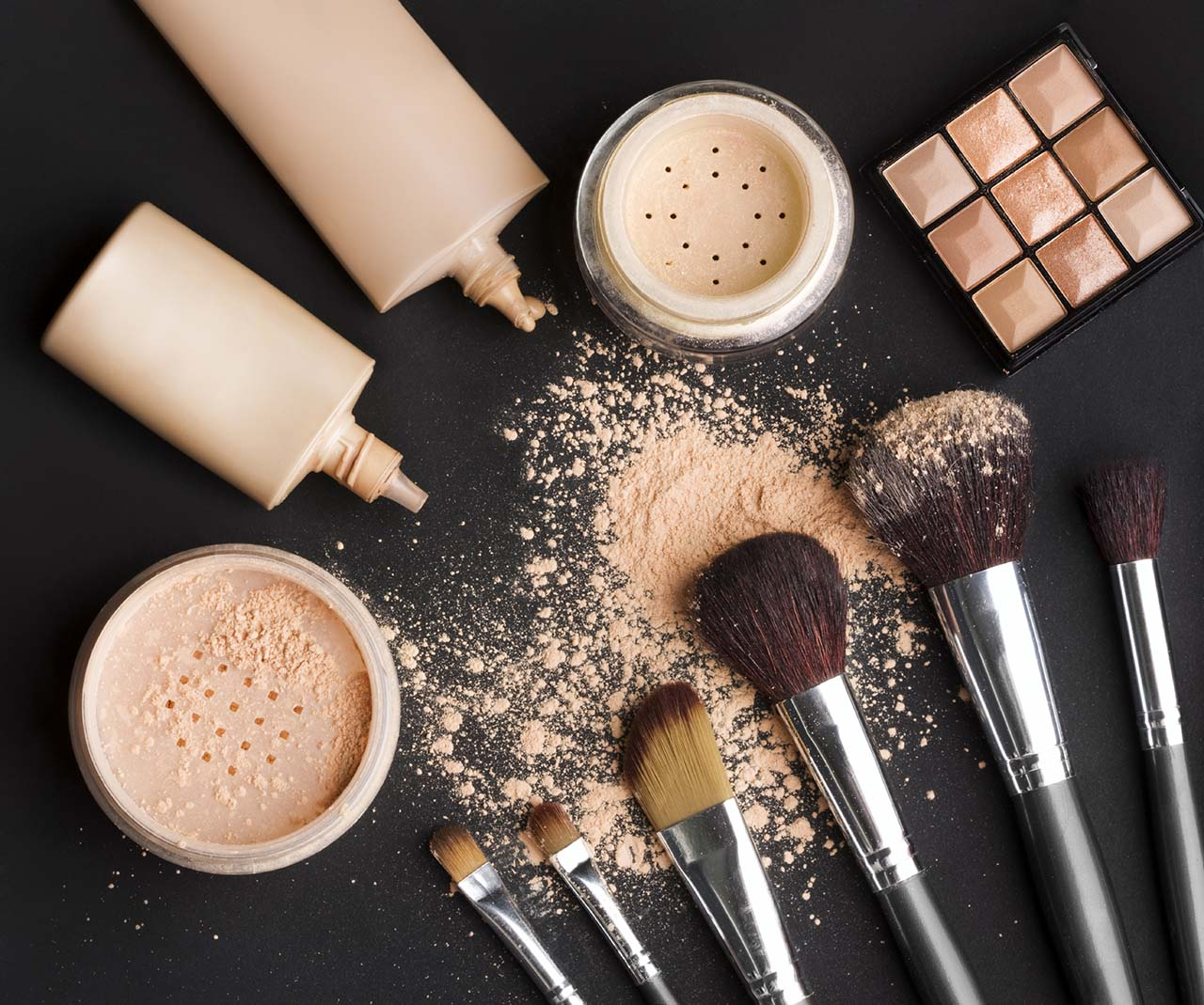 11 Unwritten Rules Of Having A Flawless Skin #9: Clean Your Makeup Brushes