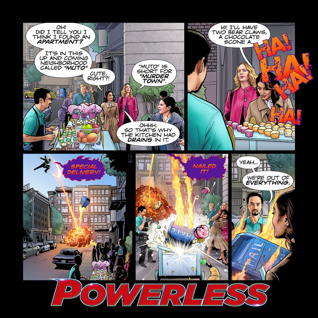 Powerless Comic 2