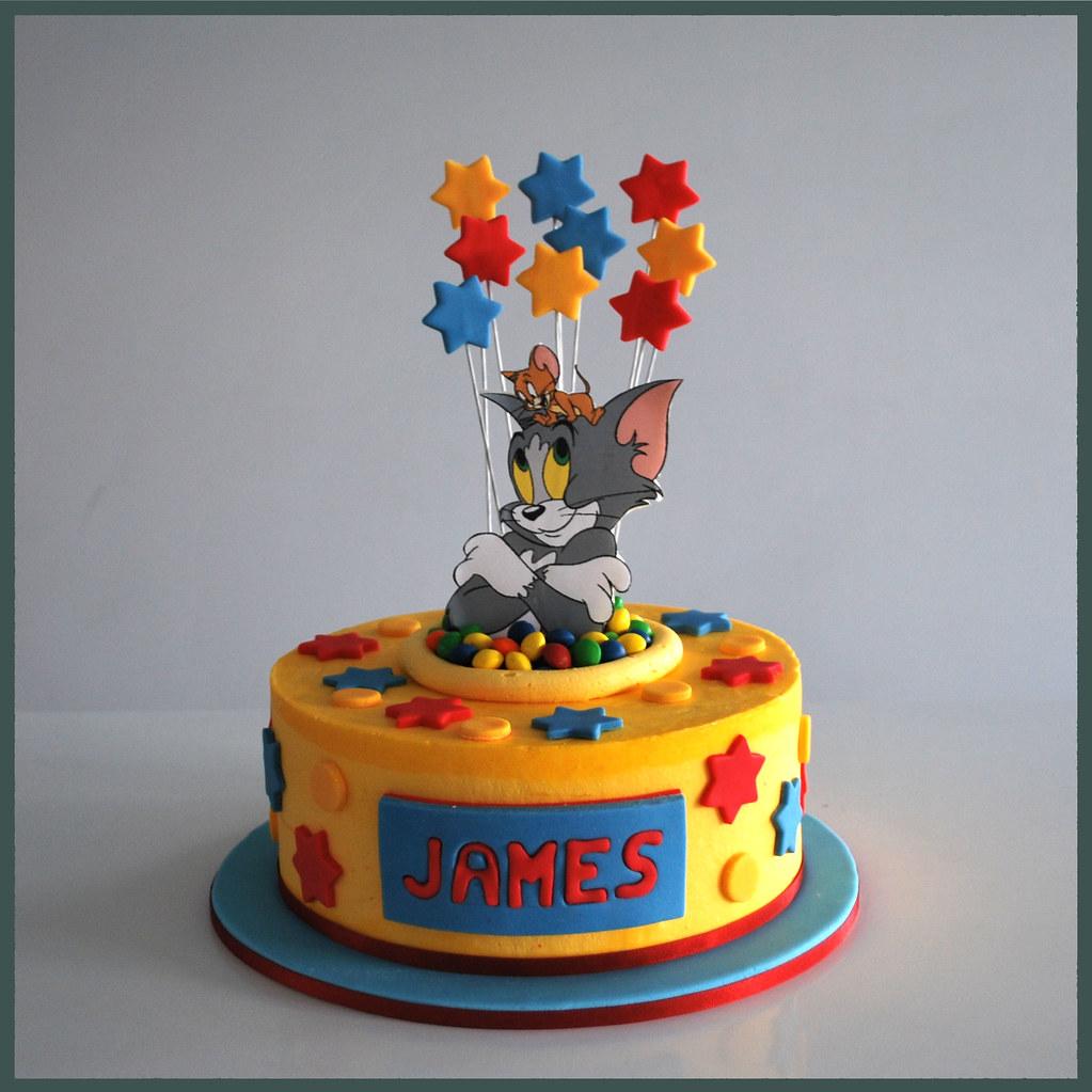 Tom Jerry Cake wwwwishbigweeblycom find me on faceboo Flickr