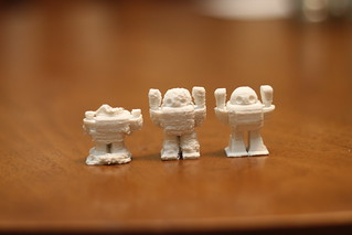 MakerBot prints | by kevinsprojects