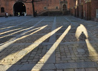 Shadows outside City Hall, Stockholm (explored) | by Kerlund74
