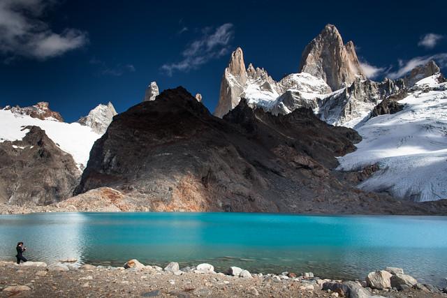 Trekking en Patagonia, Chalten