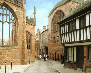 St Marys Guildhall Bayley Lane | by Coventry City Council
