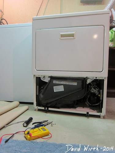 kenmore dryer stopped heating easy fix repair cost (Large) | by davewirth.blogspot.com