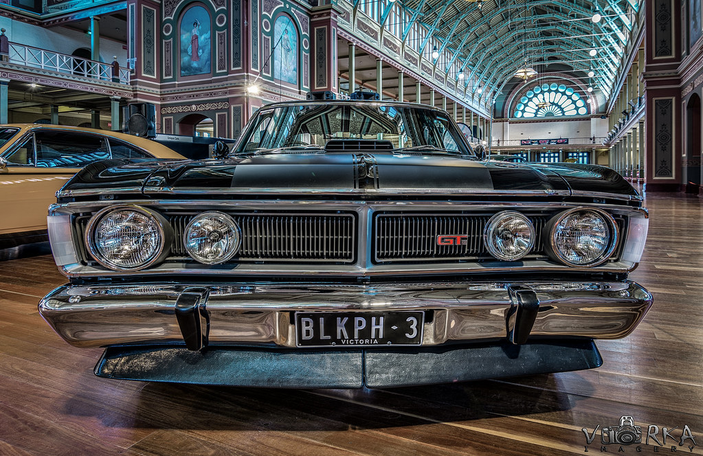 By Vorka  Ford Falcon Xy Gtho One Of A Kind By Vorka
