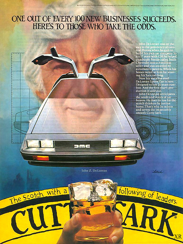 ... John DeLorean