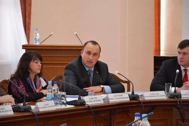 Василь Грицак: ми прагнемо створити збалансовану спецслужбу нового зразка