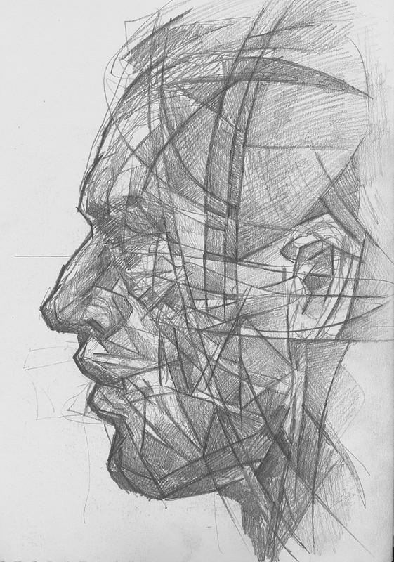 Profile Scribble