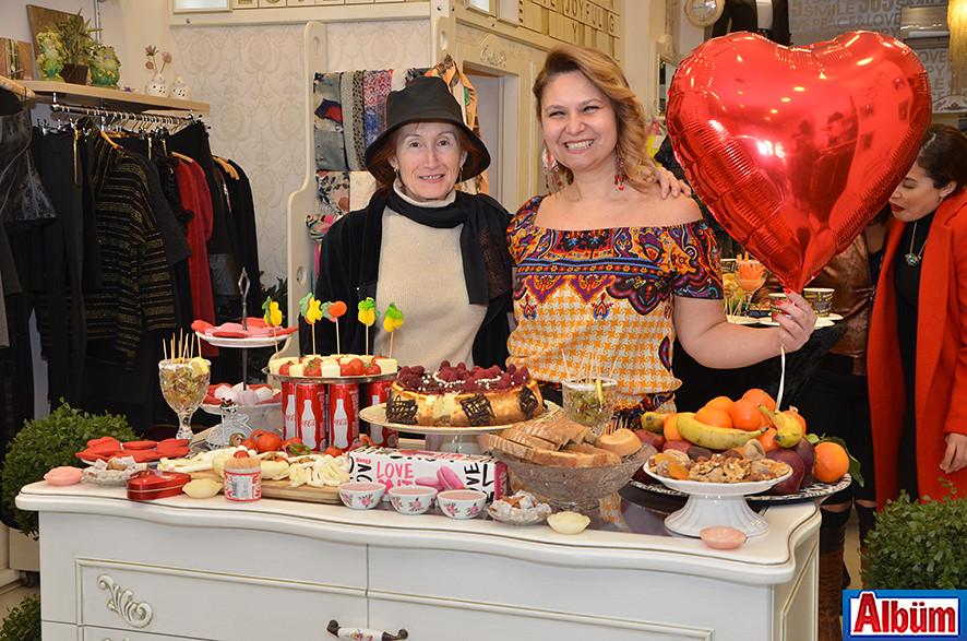 Sevgililer Gününe Özel Renkli Kutlama (Derin Mağazası)3