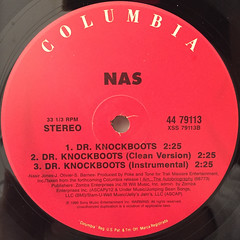 NAS:NAS IS LIKE(LABEL SIDE-B)