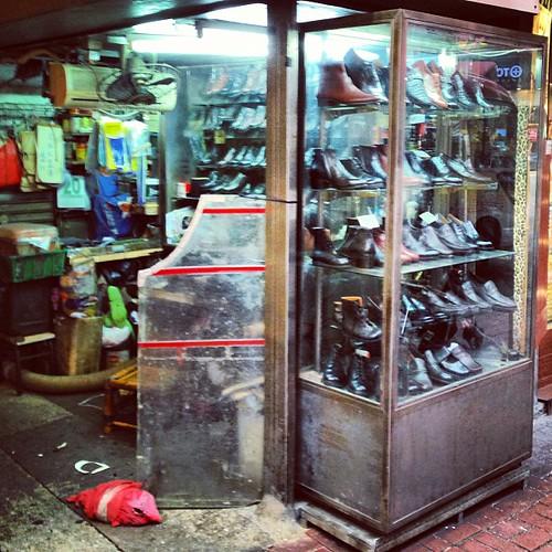 The Old Curiosity Shop London Shoes