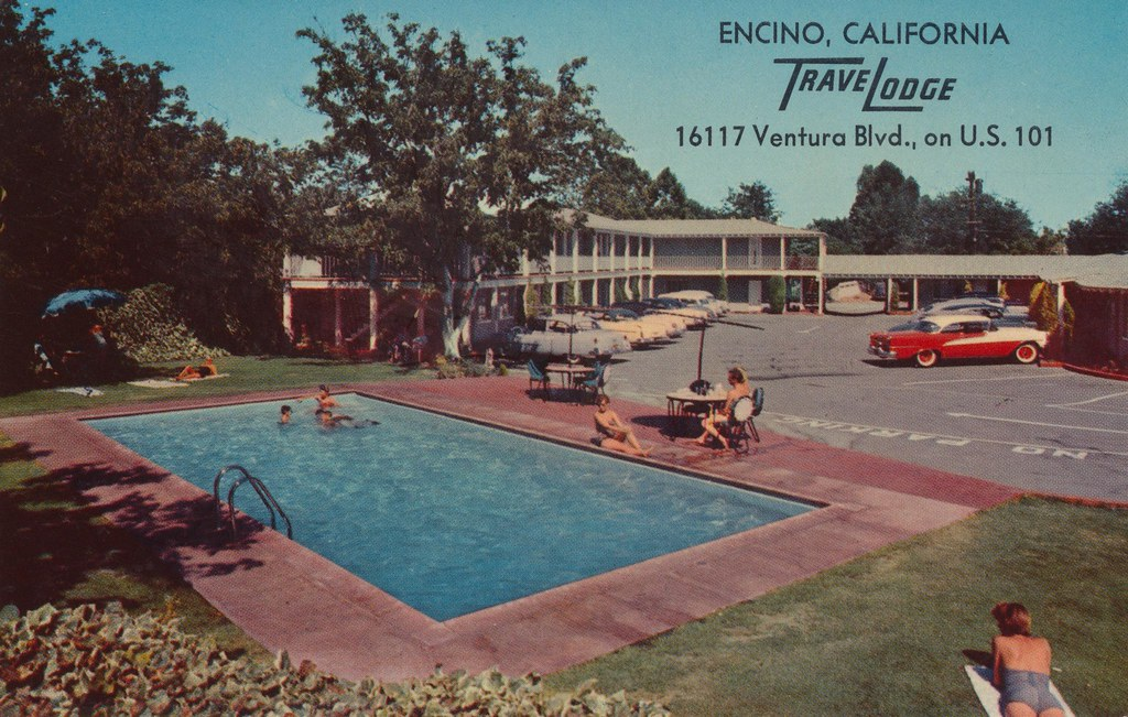 Travelodge - Encino, California