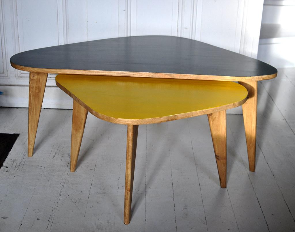 Table Tripode Années 50 table tripode année 50 (9) | jourdeviolette | flickr