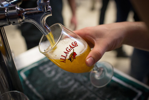Saison Release at Brewery | by Allagash Brewing