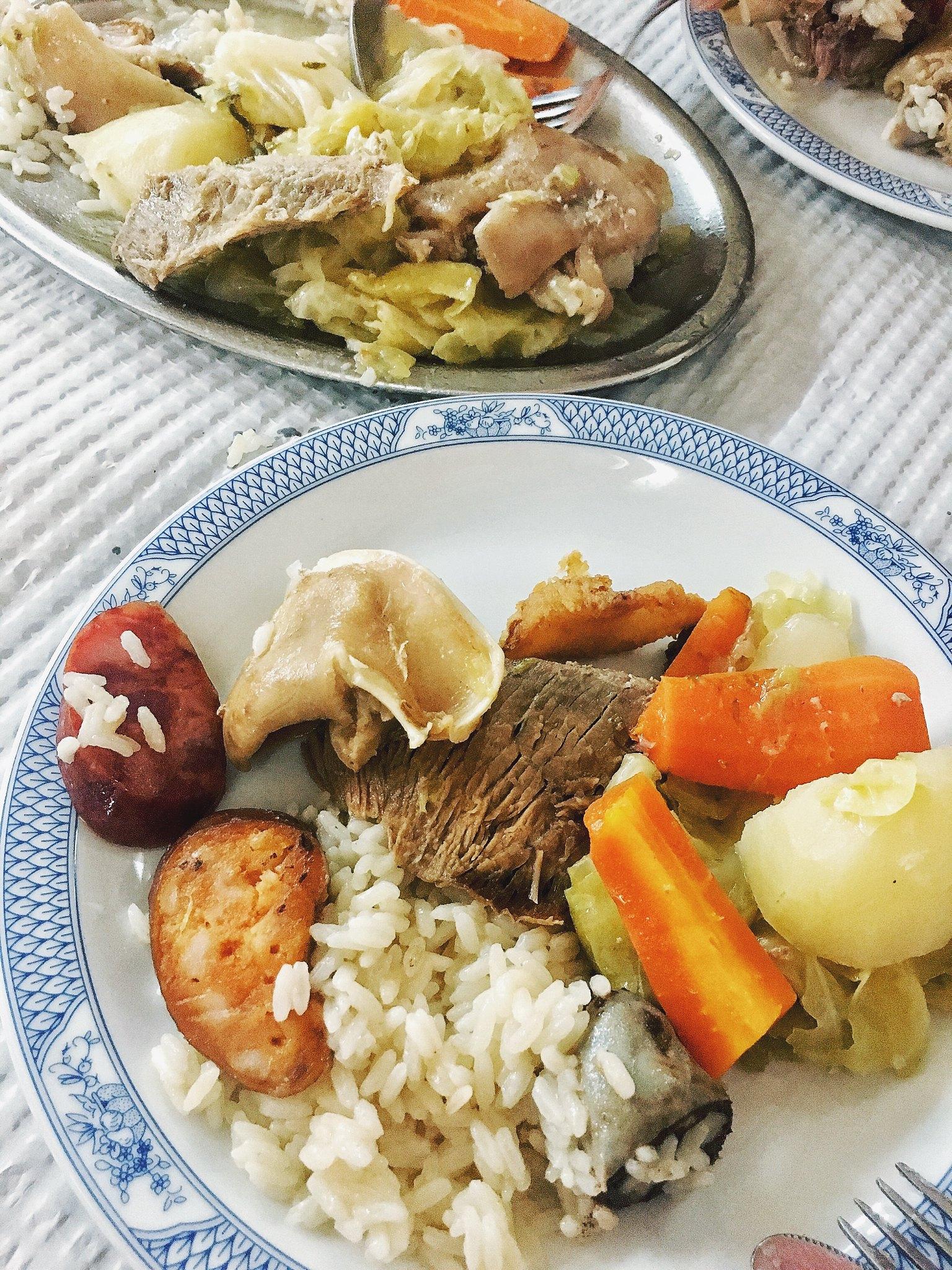 Cosido a Portuguesa Tijulia