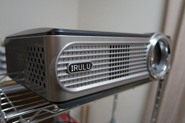 iRULU プロジェクター