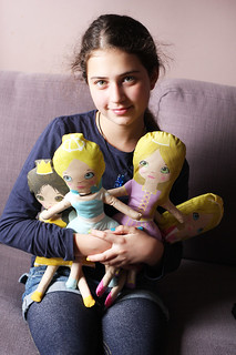princesses dolls | by Katarina Roccella