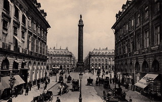 La Place Vendôme | by pellethepoet