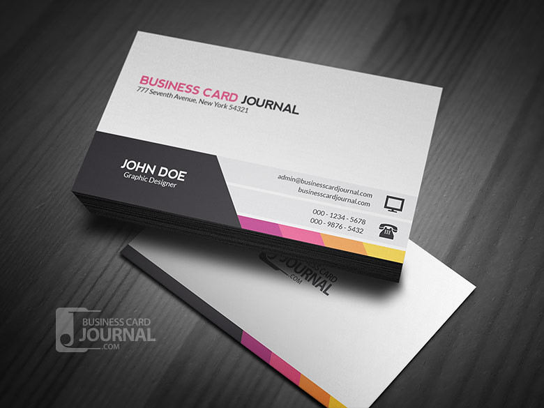 Unique modern corporate business card template download flickr unique modern corporate business card template by meng loong cheaphphosting Image collections