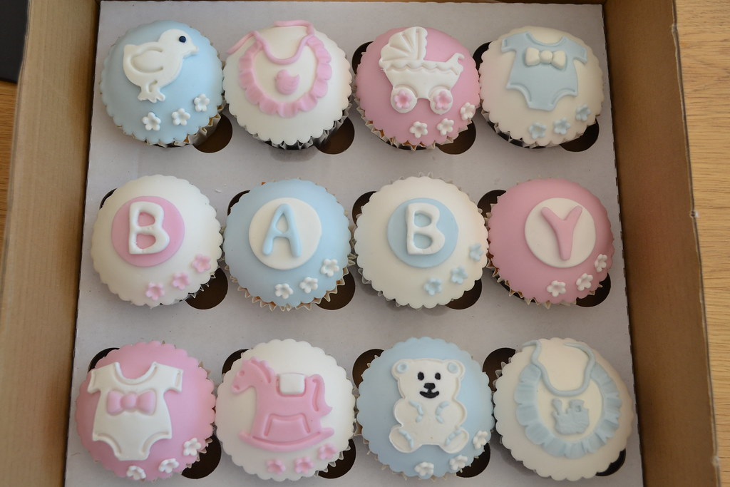... Baby Shower Cupcakes | By Angelina Cupcake