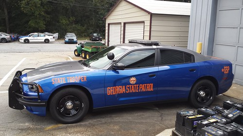 2013 Dodge Charger Georgia State Patrol Fastmax85 Flickr