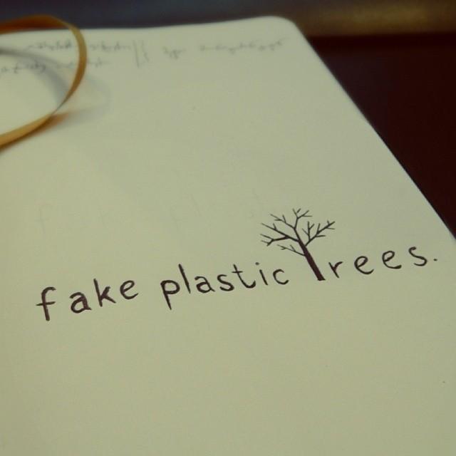 Radioheads Fake Plastic Trees Ceo News
