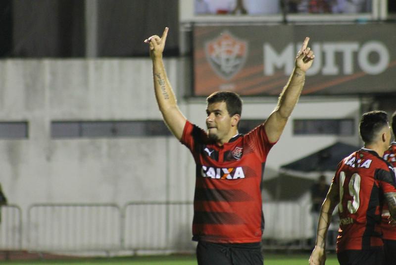 Vitória 3x2 Bragantino - Copa do Brasil - Fotos: Maurícia da Matta