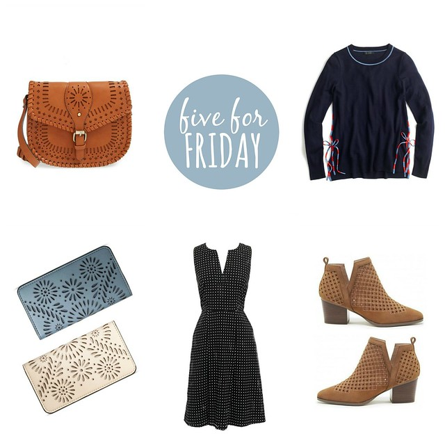 five for friday cut it out trend | Style On Target blog
