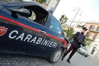 Noicattaro. Carabinieri front
