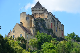 Le château médiéval de Castelnaud | by Flikkersteph -5,000,000 views ,thank you!