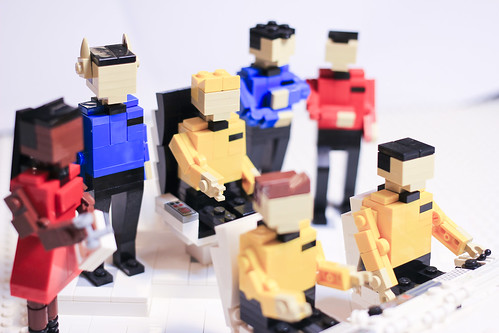 LEGO Star Trek Crew | by rionz