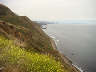 034 Uitzicht in de buurt van Gualala