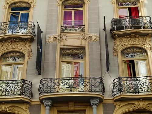 Arquitectura ecl ctica en valencia antonio mar n segovia for Arquitectura eclectica