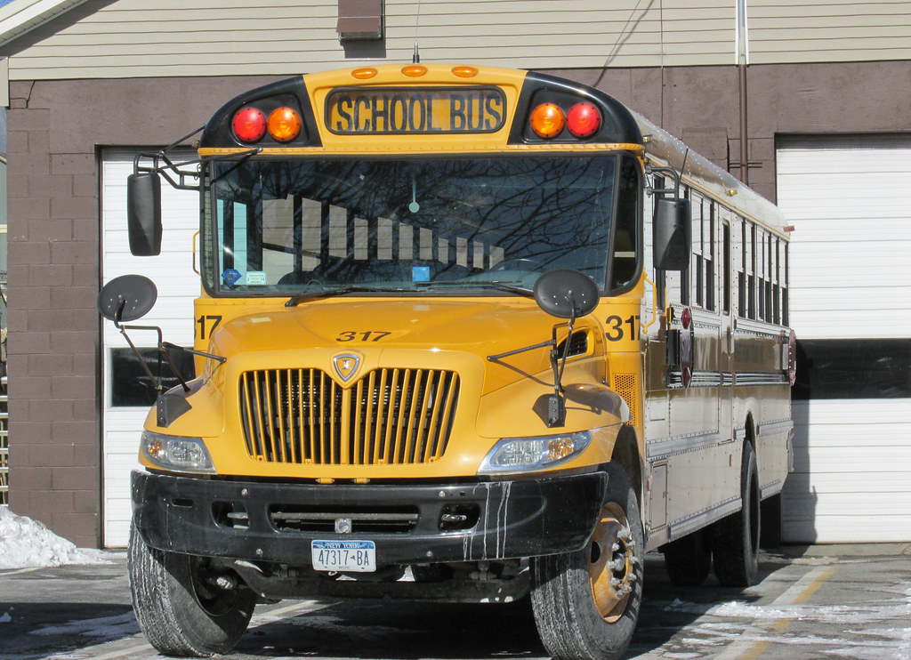 R On Tour Bus