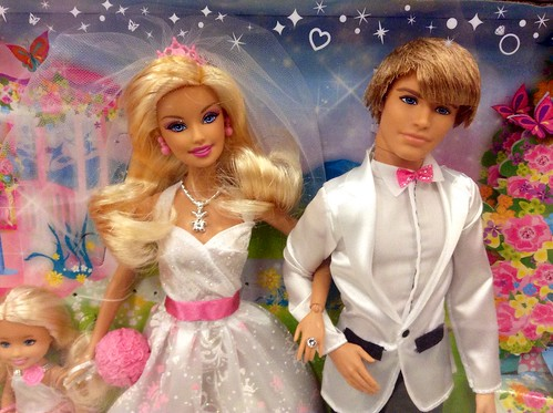 The kids have a new Ken Doll to play with in 2017!