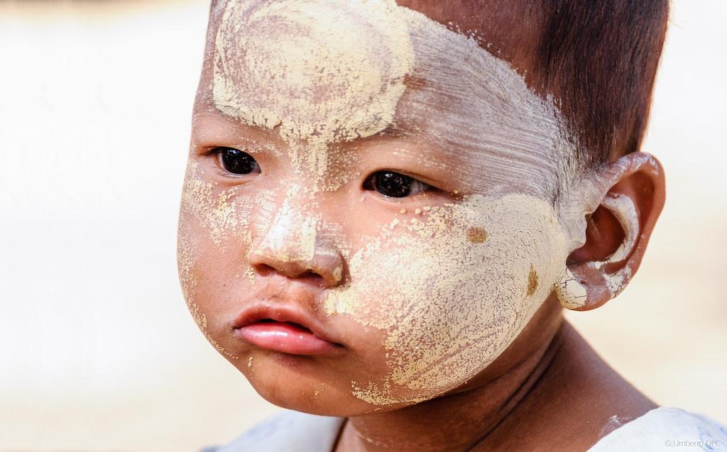 Burma young babe