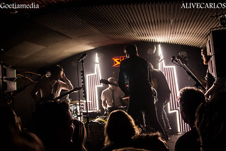 Royal Republic en Barcelona Sala Sidecar 03-03-2017