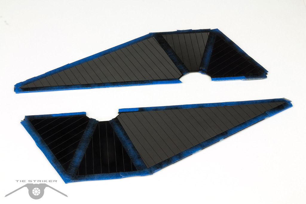 TIE Striker wip | Build log: www britmodeller com/forums/ind… | Flickr