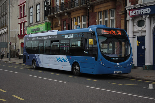First Hampshire & Dorset 63307 SN65OLM