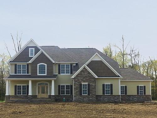 Custom oakmont photo provided by schumacher homes for Oakmont home builders