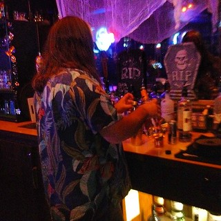 My pirate is bartending. | by Life With Dee