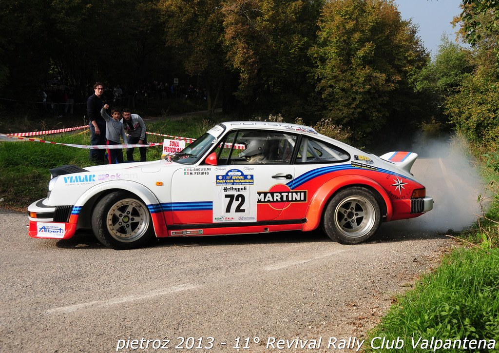 DSC_4652 - Porsche 911 SC 3.0 MARTINI RACING - 8 - Gugliel… | Flickr