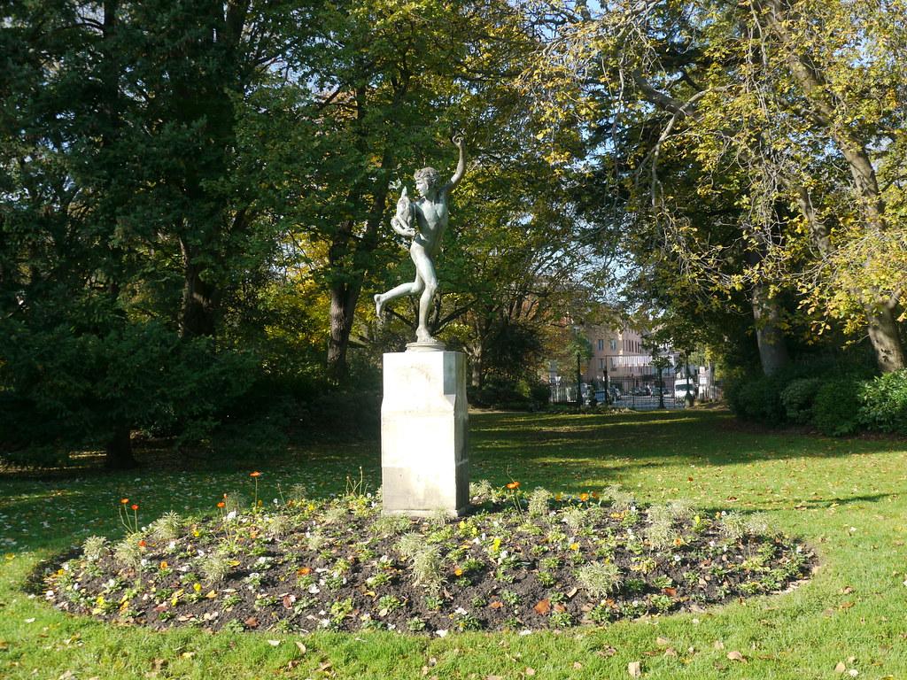 Toulouse, Haute-Garonne: jardin du Grand-rond, Le vainqueu… | Flickr