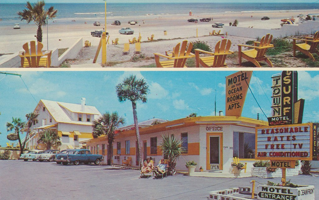 Town & Surf - Daytona Beach, Florida