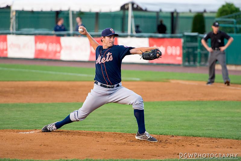Binghamton Mets - Seth Lugo