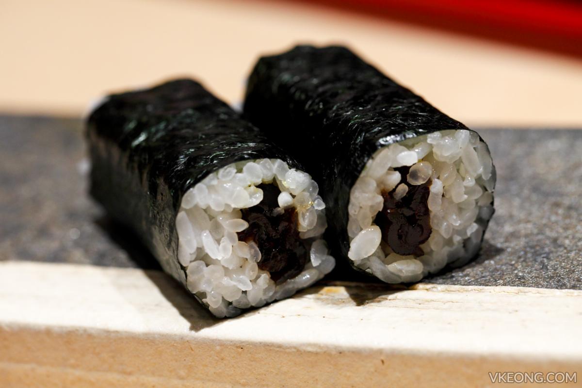 Sushi Azabu Makimono